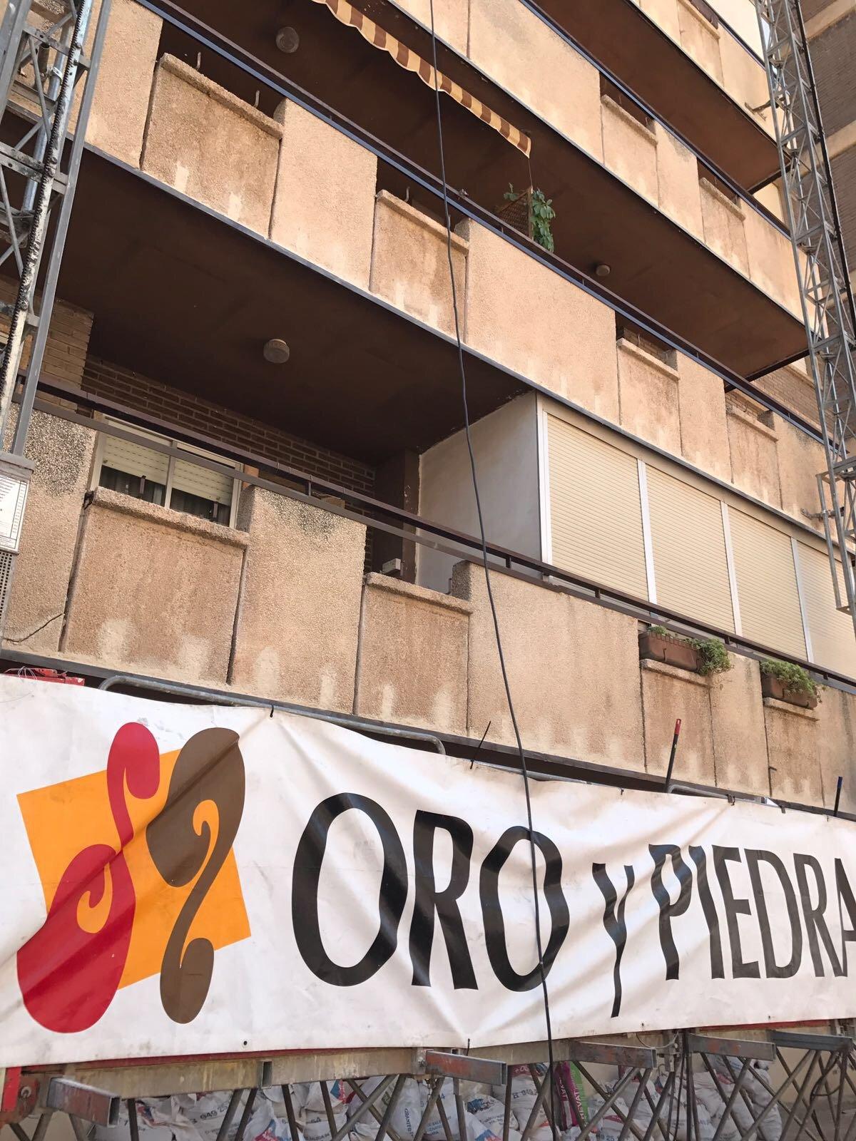 rehabilitar terraza madrid