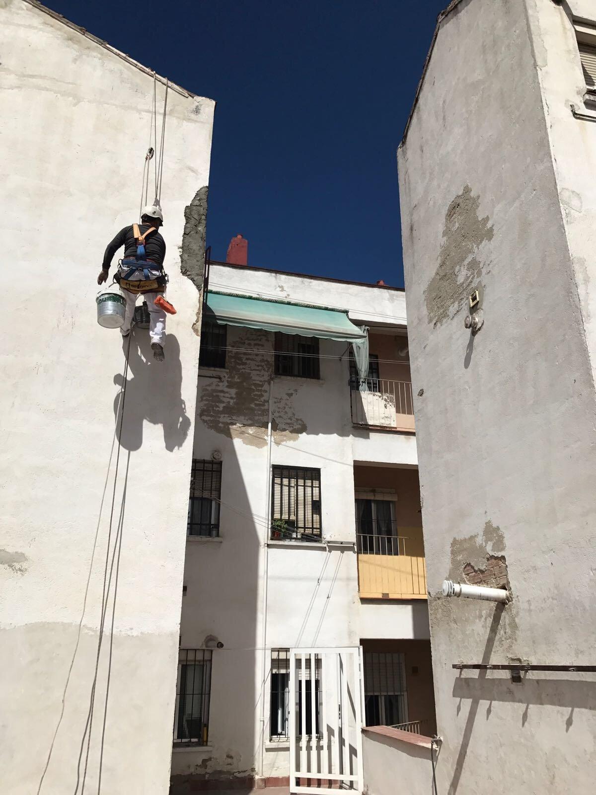 Inspeccion tecnica de edificios