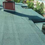 tela asfaltica cubierta