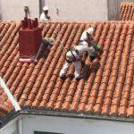 Rehabilitación de tejado en Madrid