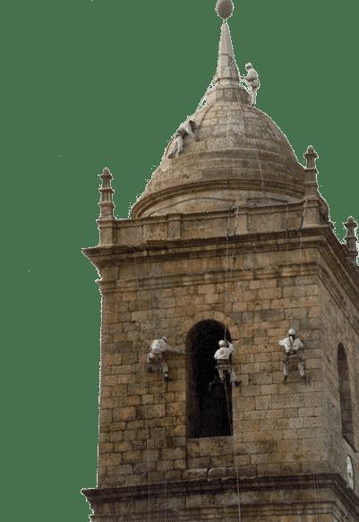 Restauración monumentos Madrid