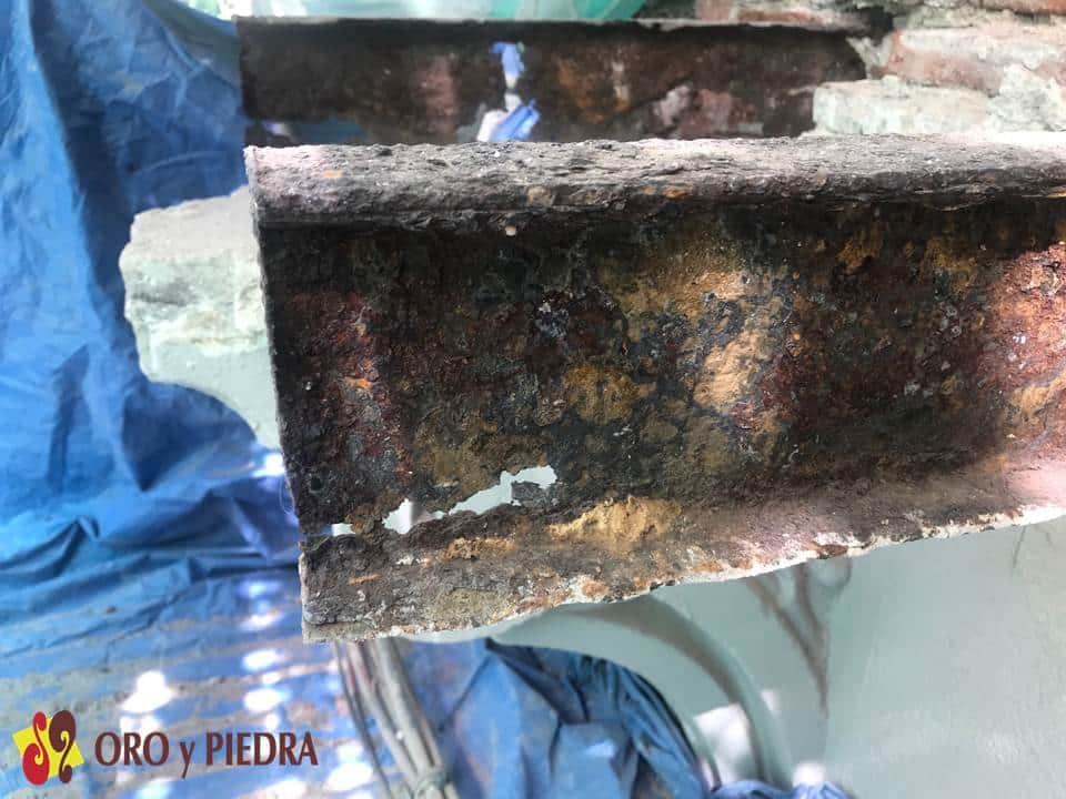corrosion filtracion agua 2