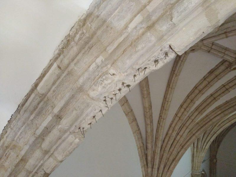 Restauración piedra